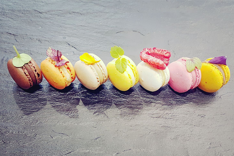 Selection of Macarones